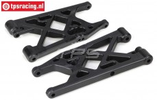LOSB2076 Suspension arm rear lower 5T, 2 pcs