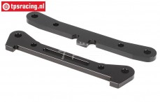 LOSB2078R Hinge pin brace rear LOSI-BWS, Set