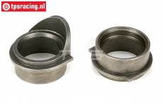 LOSB2543 Bearing inserts transmission housing 5B-5T-MINI, Set