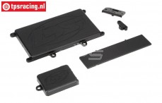 LOSB2586 RC Plate Covers, LOSI-BWS, set