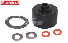 BWS51100 Differential Housing BWS-LOSI-TLR, Set