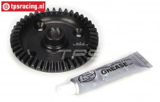 LOSB3206 Differential gear rear BWS-LOSI-TLR, 1 pc.
