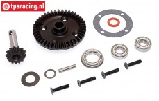 BWS59106 Differential Gear rear, (5B-5T-MINI-BWS), Set