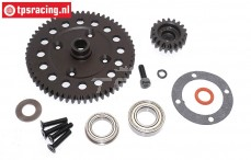 BWS59105 Differential Gear Center, (5B-5T-BWS), Set