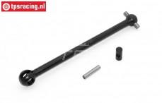 BWS59025 Driveshaft/CV Coupler, (5IVE-T-BWS), Set