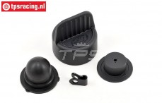 LOSB5016 Fuel tank Cap complete 5T-MINI, Set.