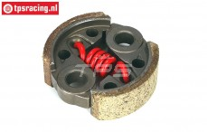 LOSB5039 Clutch shoes 8.000 rpm, Set