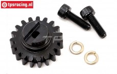 LOSB5044 Pinion Gear 19T BWS-LOSI-TLR, set