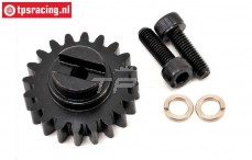 LOSB5045 Pinion Gear 20T, 5B-5T-MINI, set