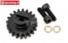 LOSB5045 Pinion Gear 20T BWS-LOSI-TLR, set