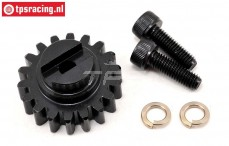 LOSB5046 Pinion Gear 18T BWS-LOSI-TLR, set