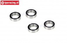 LOSB5970 Ball bearing BWS-5B-5T-MINI, 2 pcs.