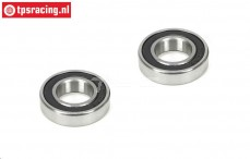 LOSB5972 Ball Bearing 5B-5T-MINI-DBXL-MTXL, 2 pcs.