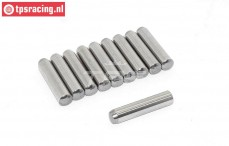 TPS5045 Tuning Drive Pins, (Ø5-L24 mm), 10 pcs.