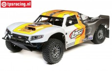 LOS05014T2 LOSI 5IVE-T 2.0 Short Course Truck, BND, Grey
