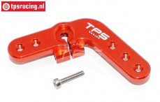 TPS0029/05 Alloy Servo horn 15T Red DBXL-MTXL, 1 pc.