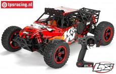 LOS05010 LOSI Desert Buggy XL K&N 4WD RTR