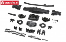 LOS242031 Axle housing front LMT Truck, Set