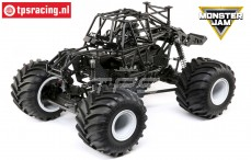 LOS040222 LMT 4WD Solid Axle Monster Truck Roller