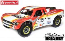 LOSI 1/6 Super Baja Rey Desert Truck