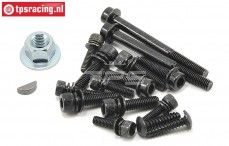 LOSR5025 Engine screw, Set