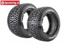 Tires Louise RC, B-Viper, (Ø170-B80 mm), 2 pcs.