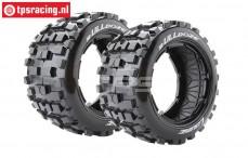 Tires Louise RC B-ulldoze, (Ø170-B80 mm), 2 pcs.