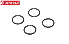 M1000/36 Mecatech Brake caliper O-ring DOT-4, 4 pcs.