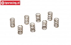 M1000/39 Mecatech Brake lining spring Ø3,2-L7 mm, 8 pcs.