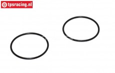 M2009/24 Mecatech Tension adjustment O-ring, 2 pcs.