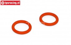 M2009/26 Mecatech Click Shock O-ring, 2 pcs.