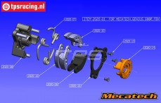 Construction drawing Mecatech 2020/01 clutch
