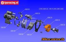 Construction drawing Mecatech 2020/02 clutch