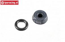 M3000/06 Mecatech Main brake cylinder seals, Set