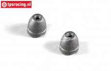 M3000/08 Mecatech Main brake cilinder protection bellow, 2 pcs.