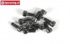 M3000/19 Mecatech screw (M3-L8 mm), 8 St.