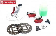 M30000 Mecatech Profi Hydraulic Brakes, Set