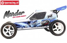 FG6000E Marder Off-Road Buggy E Brushless, 2WD