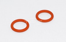 Mecatech Click, O-ring zuiger, (Siliconen), 2 st.