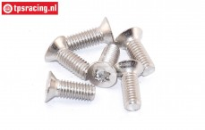 M2020/13 Mecatech Clutch Screw, 6 pcs.