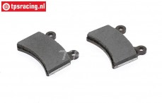 M3000/152 Mecatech Expert Brake Lining, 2 pcs.