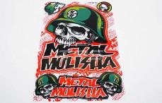 Decals TPS, (Metal Mulisha), 1 pc.