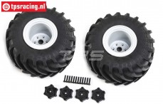 LOS43034 Monster Truck Tire Mounted LMT Truck, 2 pcs.