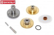 MU893296 Multiplex-Hitec gears, Set
