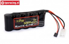 TPS5200/N Racing-Line battery 5200 mAh 6.0 Volt 10C, 1 pc.