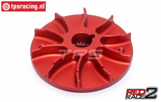 TPS1084/04 TPS® RedRace2 Carrier/Cooling fan rear 0°, 1 pc.