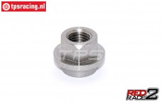 TPS1084/08 TPS® RedRace2 Rotor nut, Stainles Steel, 1 pc.