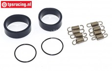 Samba 7111, Exhaust mounting, Set