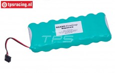 O-8EN2000AASF Sanyo Eneloop Transmitter battery 2000 mAh, 9,6 Volt, 1 pc.