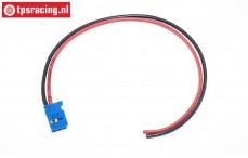 TPS0514/30 Silicone Cable Futaba Female L30 cm, 1 pc